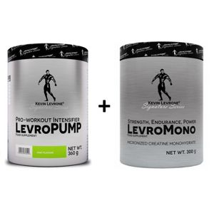 Levro Pump - Kevin Levrone 12 g (1 dávka) Strawberry+Pineapple