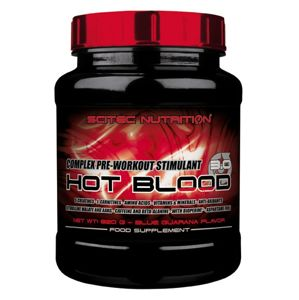Hot Blood 3.0 - Scitec Nutrition 820 g Pomaranč maracuja
