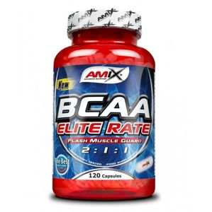 BCAA Elite Rate 2:1:1 - Amix 120 kaps.