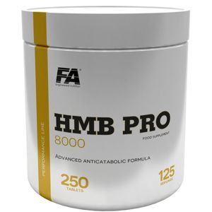 HMB Pro 8000 od Fitness Authority 250 tbl.