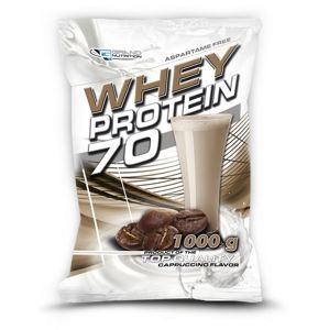 Whey Protein 70 od Grand Nutrition 500 g Jahoda