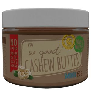 Kešu maslo: Cashew Butter - Fitness Authority 350 g Crunchy