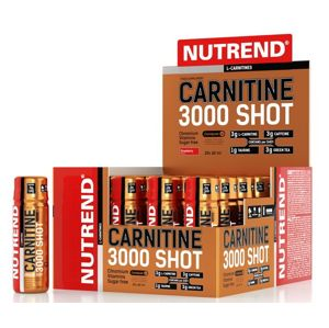 Carnitine 3000 Shot od Nutrend 60 ml. Pomaranč