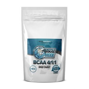 BCAA 4:1:1 Instant od Muscle Mode 100 g Neutrál