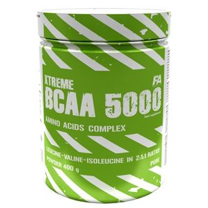 Xtreme BCAA 5000 od Fitness Authority 800 g Raspberry