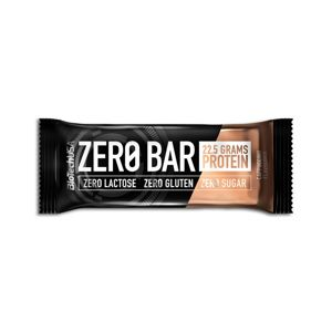 Tyčinka Zero Bar od Biotech USA 50 g Chocolate+Plum