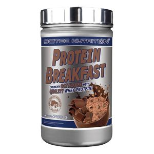 Protein Breakfast od Scitec Nutrition 700 g Strawberry