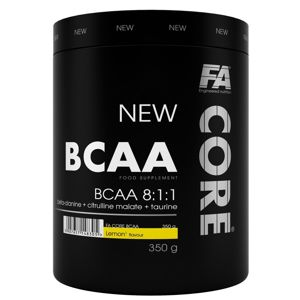 BCAA CORE 8:1:1 - Fitness Authority 350 g Orange