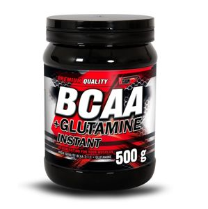 BCAA + Glutamine Instant od Vision Nutrition 500 g Strawberry