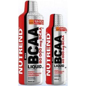 Akcia: BCAA Liquid 1 L + 0,5 L Zadarmo od Nutrend 1000 ml+500 ml Pomaranč