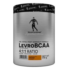 Levro BCAA 4:1:1 - Kevin Levrone 410 g (60 dávok) Exotic