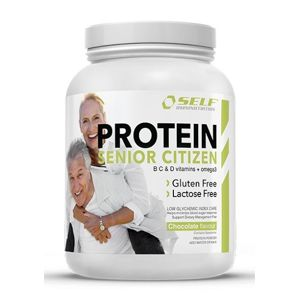 Senior Citizen Protein od Self OmniNutrition 500 g Chocolate