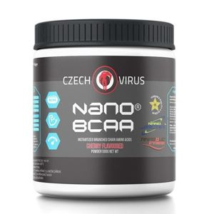 Nano BCAA - Czech Virus 500 g Pineapple