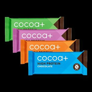 High Protein Chocolate - Cocoa+ 40 g Mint