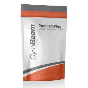 Pure Iso Whey - GymBeam 2500 g Vanilla Ice Cream