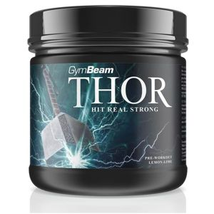 Thor - GymBeam 210 g Lemon Lime