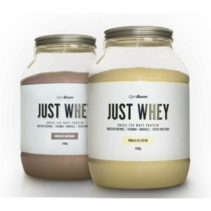 Just Whey - GymBeam 2000 g Vanilla Ice Cream