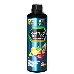 L-Carnitine 100 000 chromium liquid od Z-Konzept 500 ml. Lemon-Passionfruit