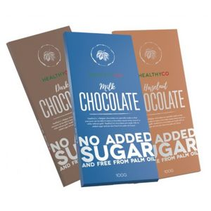 Chocolate - HealthyCo  100 g Dark