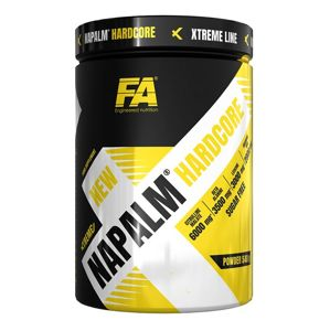 Xtreme Napalm Hardcore - Fitness Authority  540 g Strawberry
