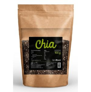 Chia Seeds - GymBeam 1000 g