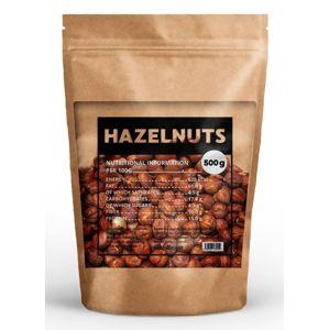 Hazelnuts - GymBeam 500 g