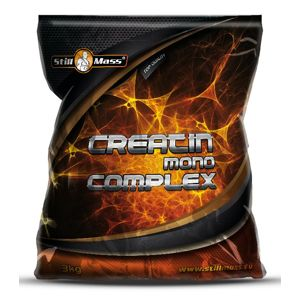 Creatin Mono Complex - Still Mass  3000 g Orange