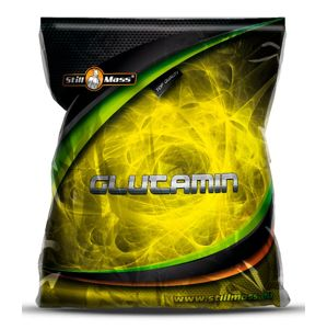 Glutamin - Still Mass  500 g Lime+Lemon