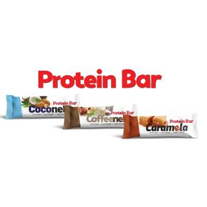 Protein Bar - Czech Virus 45 g Coconela