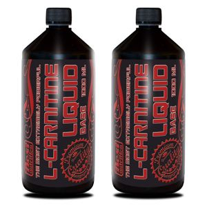 1+1 Zadarmo: L-Carnitine Liquid Base - Best Nutrition 500 ml. + 500 ml. Višňa