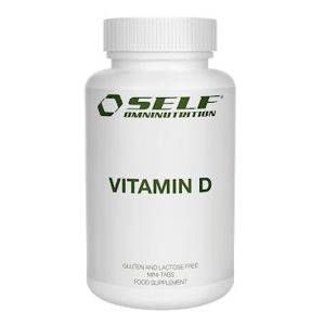 Vitamin D od Self OmniNutrition 100 tbl.