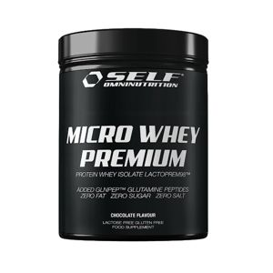 Micro (Iso) Whey Premium od Self OmniNutrition 1000 g Strawberry