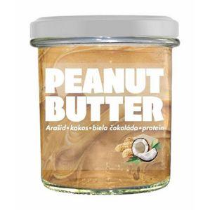 Peanut Butter - Descanti 330 g Arašid-Kokos-Biela Čokoláda