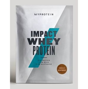 Impact Whey Protein - MyProtein 2500 g Apple Crumble & Custard