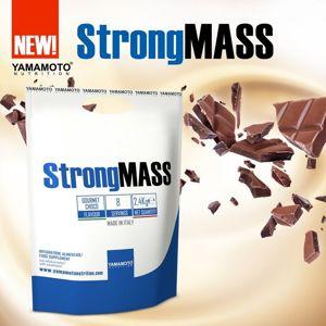 StrongMASS - Yamamoto 2400 g Vanilla