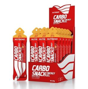 Carbo Snack sáčok - Nutrend 50 g Lemon