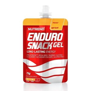 EnduroSnack Gel sáčok - Nutrend 75 g Blackberry