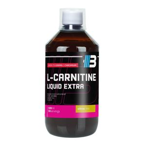 L-Carnitine Liquid Extra - Body Nutrition 500 ml. Citrus Mix