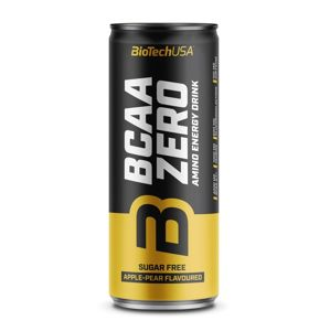 BCAA Zero - Biotech 330 ml. Raspberry+Lime