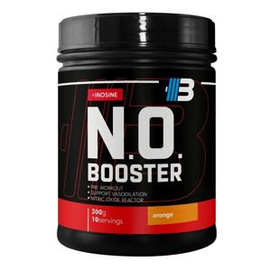 N.O. Booster - Body Nutrition 600 g Orange
