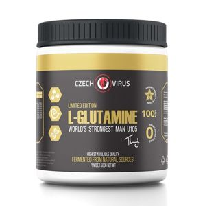 L-Glutamine - Czech Virus 500 g