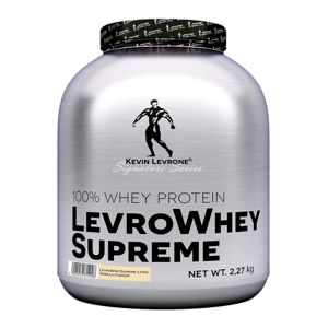Levro Whey Supreme - Kevin Levrone 2000 g Cookies with Cream