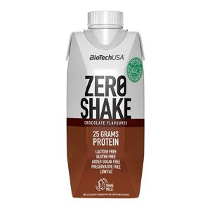 Zero Shake - Biotech USA 330 ml. Coffee latte