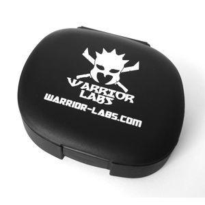 Box na tablety - Warrior Labs 1 ks