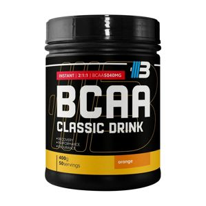 BCAA Classic drink 2:1:1 - Body Nutrition  400 g Green Apple