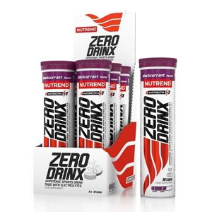 Zero Drinx - Nutrend 18 tbl. Blackcurrant
