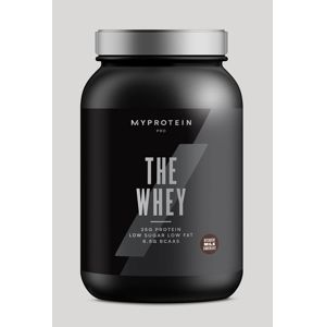 THE WHEY - MyProtein  1740 - 1800 g Decadent Milk Chocolate