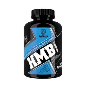 HMB Magnum Caps - Swedish Supplements 150 kaps.