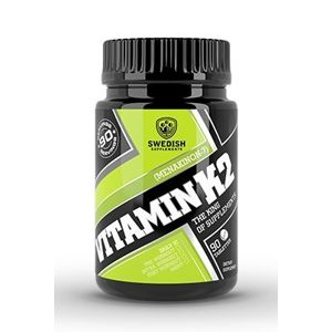Vitamin K2 - Swedish Supplements 90 tbl.