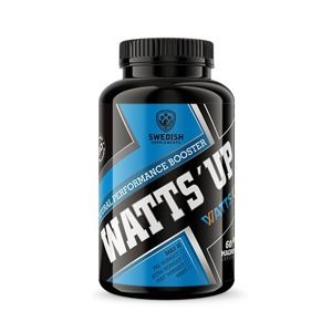 Watts up - Swedish Supplements 60 kaps.